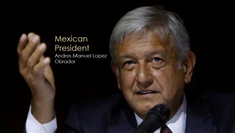 3 x Mexican President