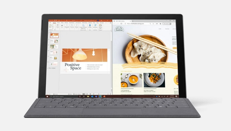 1 cover Microsoft ces 2021 - Surface Pro 7+