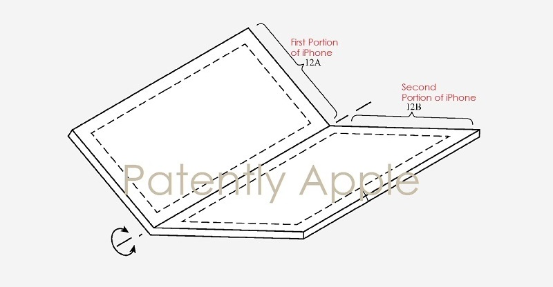 1 cover hinge for folding device