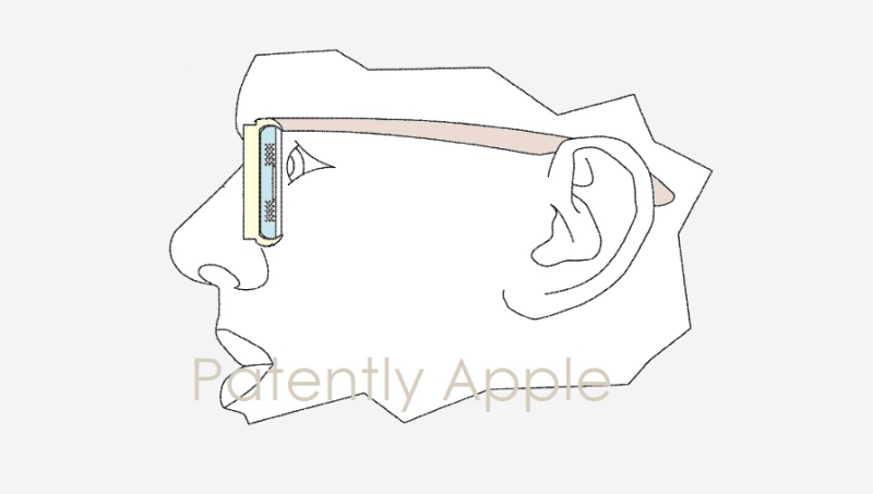1 Cover glasses device Apple granted patent report