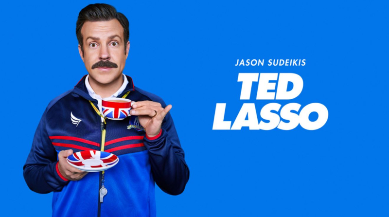 1 cover Ted Lasso