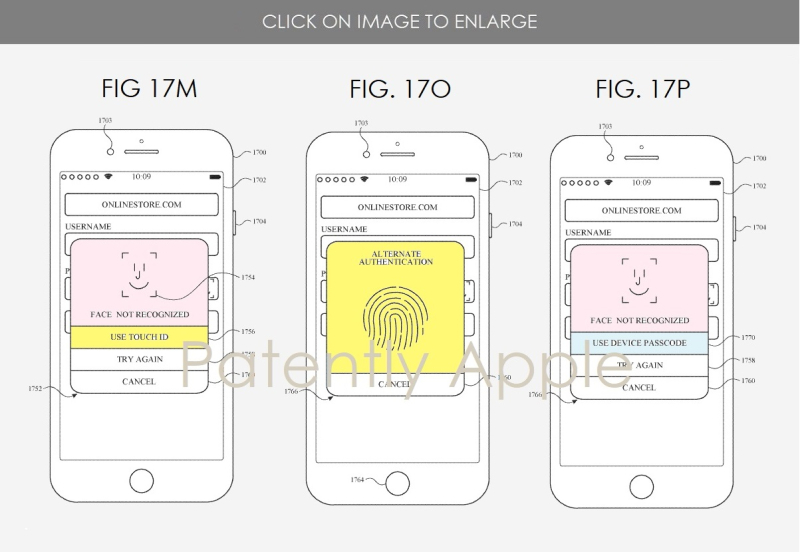 2 XX  touch ID + Face ID