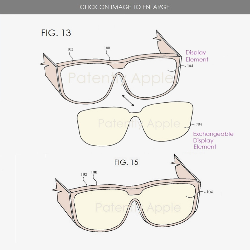 3 Apple presciption lense system