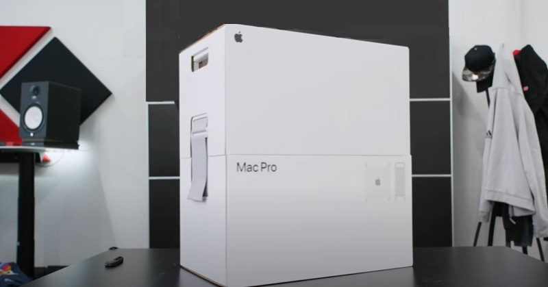 1 x cover Mac Pro tower box 2020