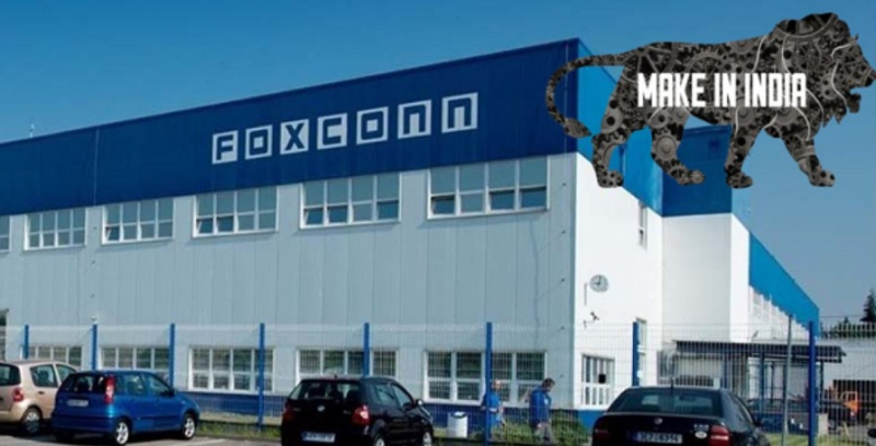 1 x cover Foxconn plant in India