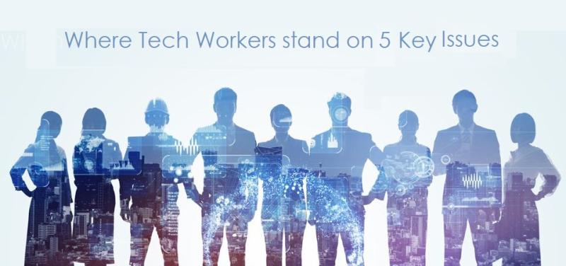 1 x cover tech workers opinions