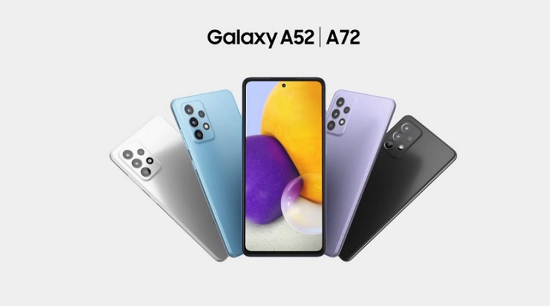 1 x cover new galaxy A smartphones introduced 3-17-2021