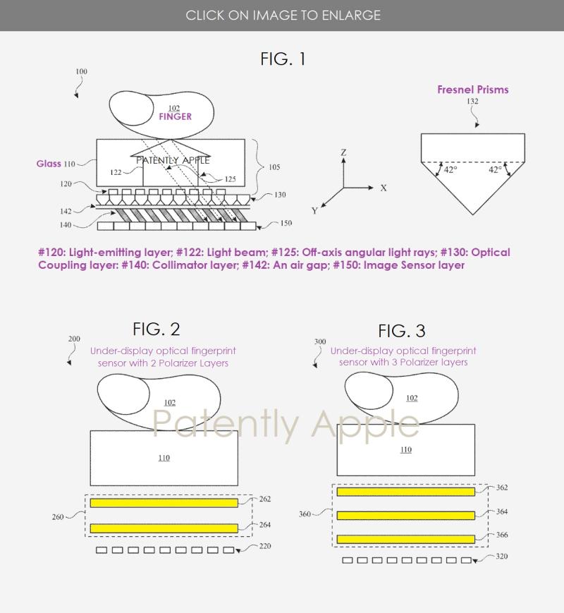 2 under-display fingerprint scanner