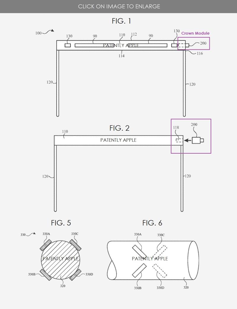 2 Apple's Digital Crown used on future HMD