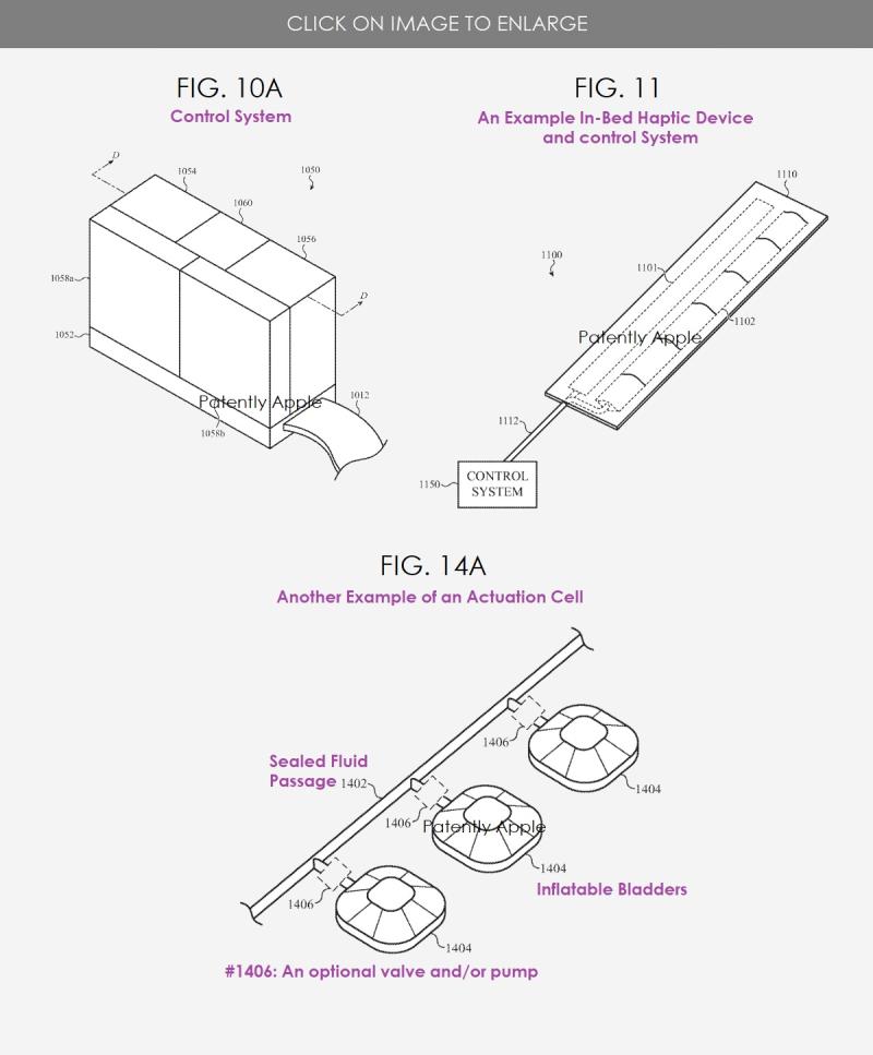 3 Beddit haptic device advancements