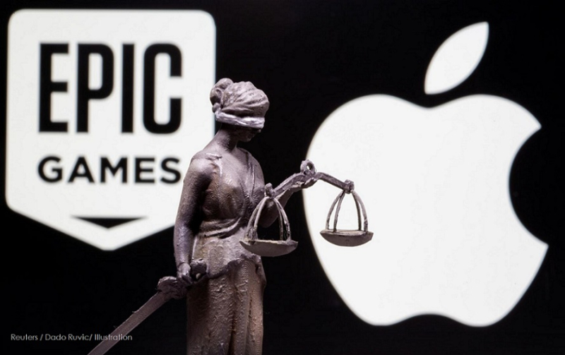 1 x cover - Epic  Apple