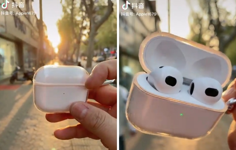 1 cover fake AirPods 3