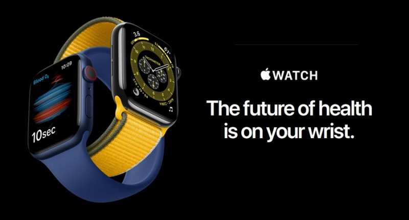 1 x cover the future of health is on your wrist