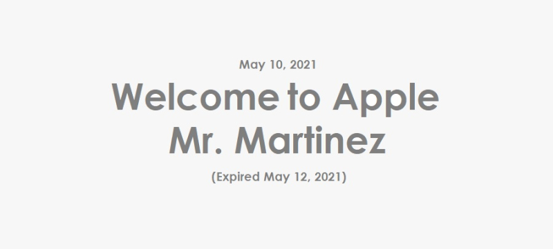 1 Cover - Apple employees send petition against Martinez