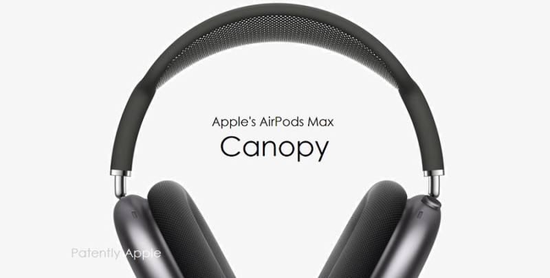 1 cover AirPods Max  Canopy