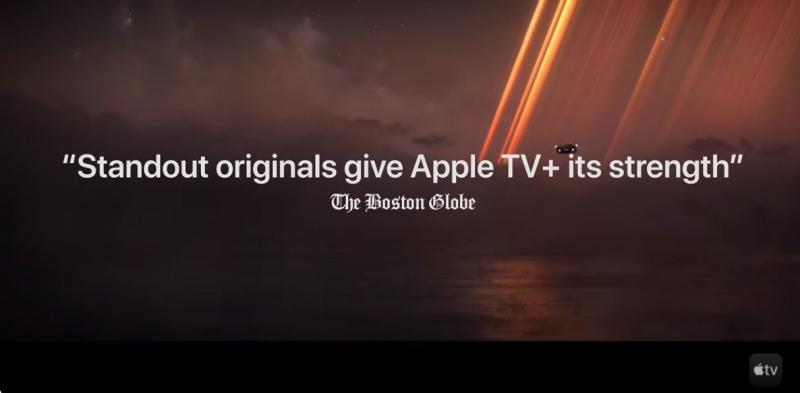 2 Apple TV+ Only Originals