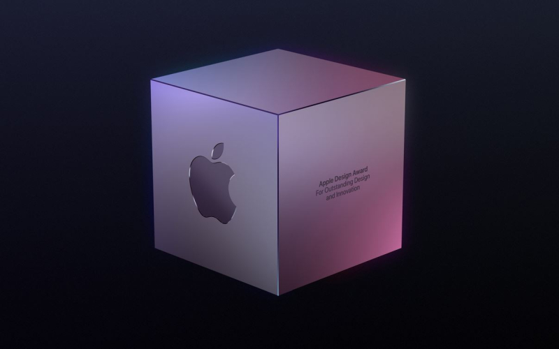 2 Apple Design Awards today