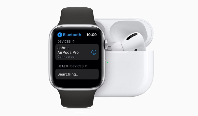1 Cover - Apple Watch + AirPods