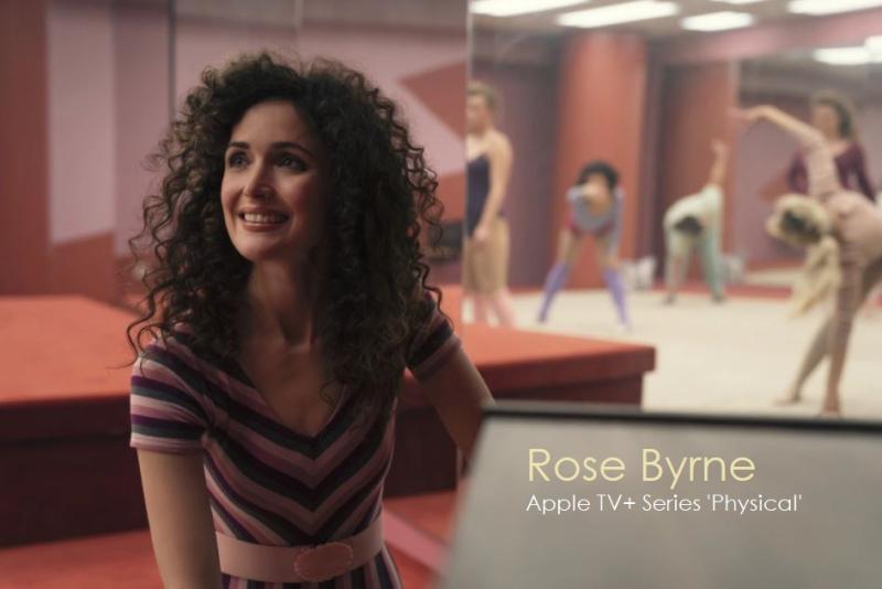 3 Rose Byrne in Apple TV+ series 'Physical'