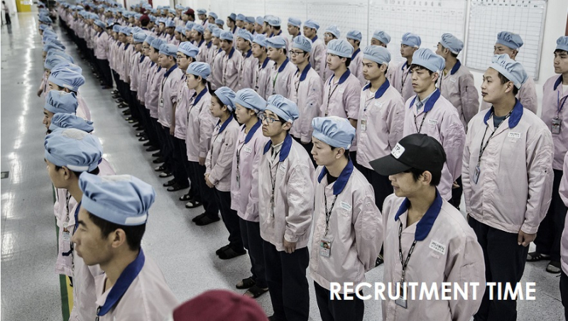 1 x cover factory recruitment for iPhone 13