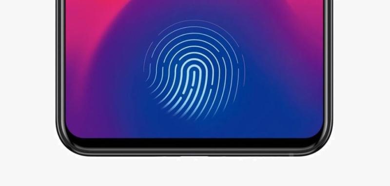 1 x cover under-display fingerprint scanner