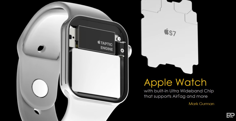 3 Ultra Wideband chip coming to Apple Watch