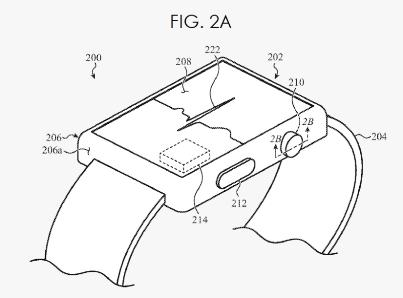 3 Apple Watch patent for heart rate