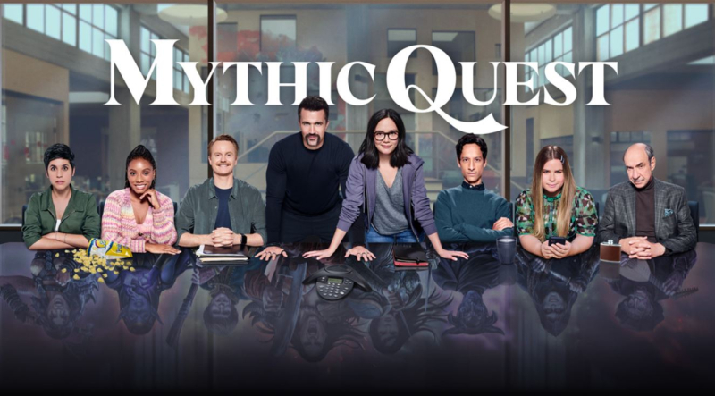 4 Mythic Quest