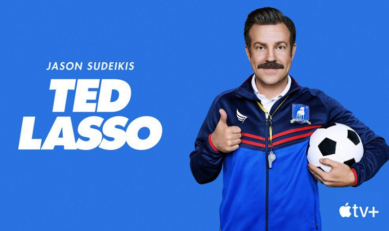 1 X cover Ted Lasso