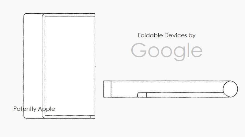 1 cover Google Foldable Pixel Phone