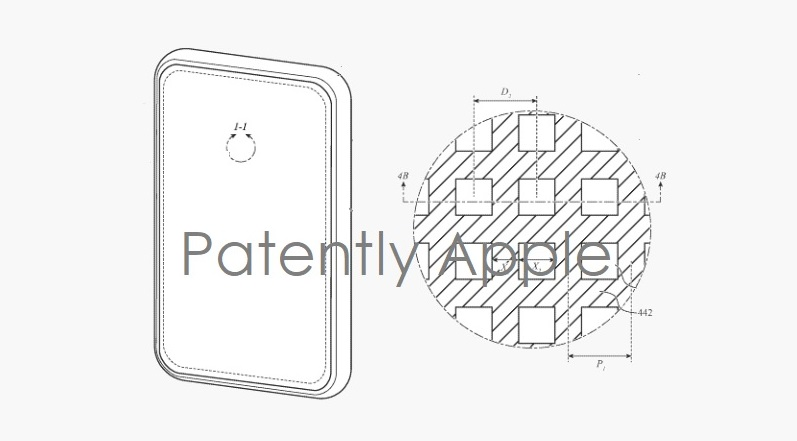 1 x cover device coating patent