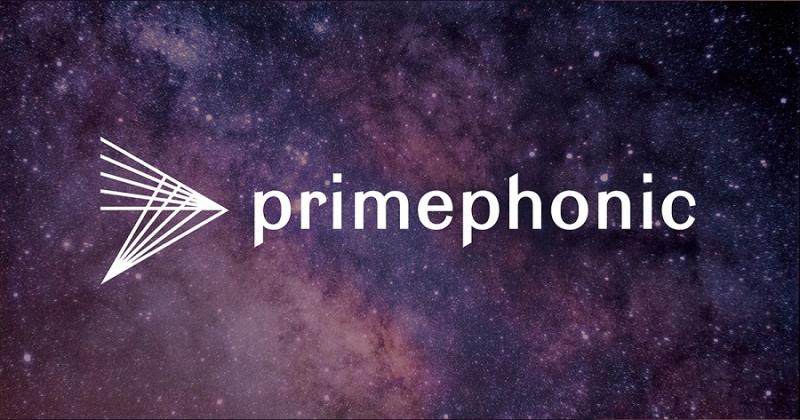 1  x cover Primephonic