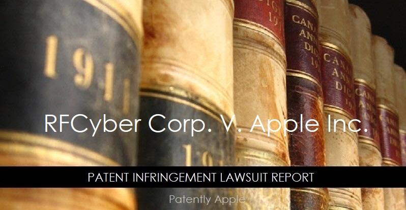 1 xcover  Patent Infringement report