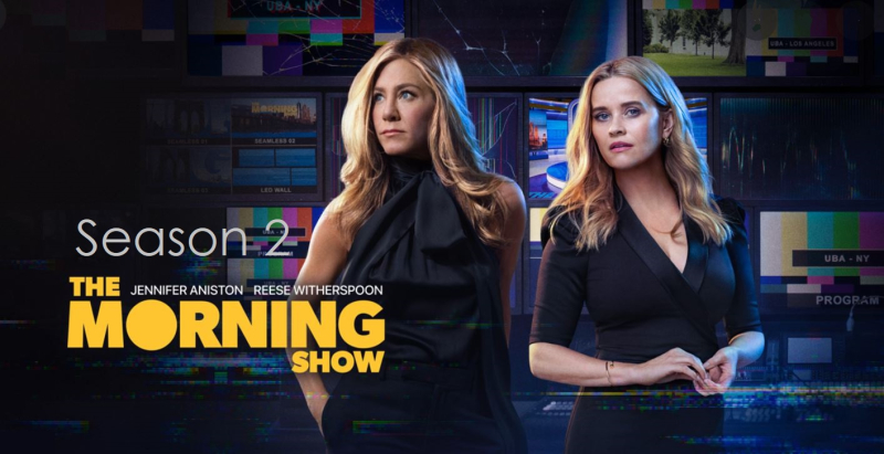 1 cover X Season 2 - The Morning Show