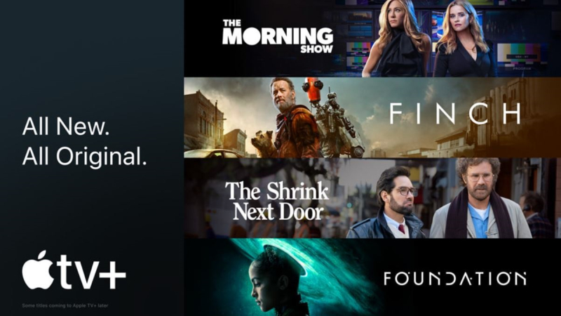 1 cover Apple TV+ All-Original Content