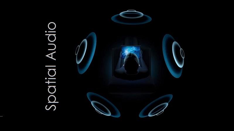 6 x Spatial Audio patent