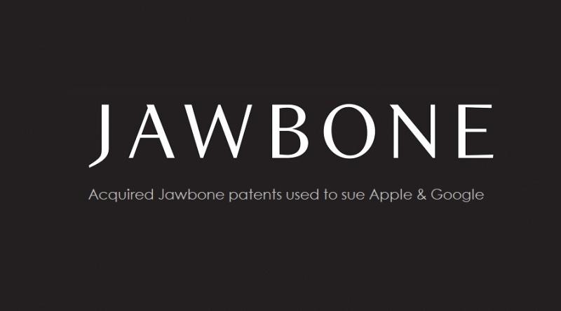 1 x cover Jawbone