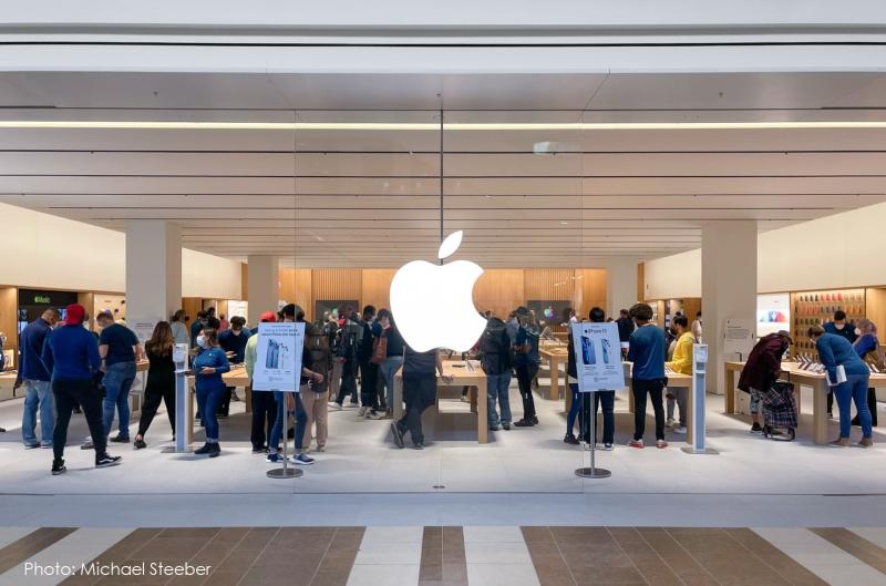 1 - Bronx Apple Store