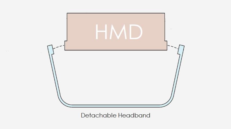 1 cover - headband  HMD PATENT  APPLE  PATENTL APPLE  OCT 2  2021