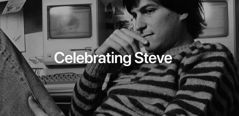 1 cover Celebrating Steve
