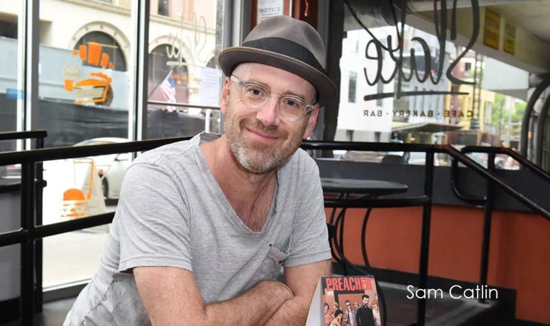 1 COVER PREACHER SAM CATLIN
