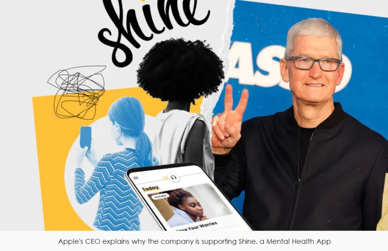1 cover Tim Cook on Mental Health Crisis