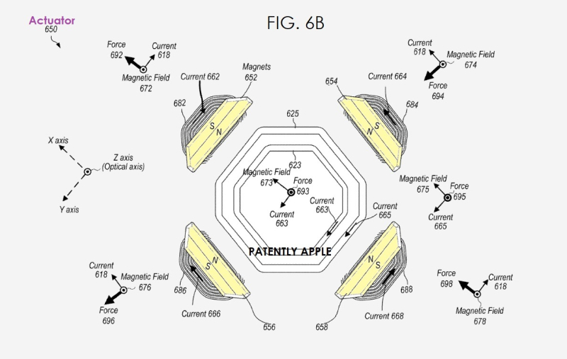 5 x alternative VCM FIG.  6B