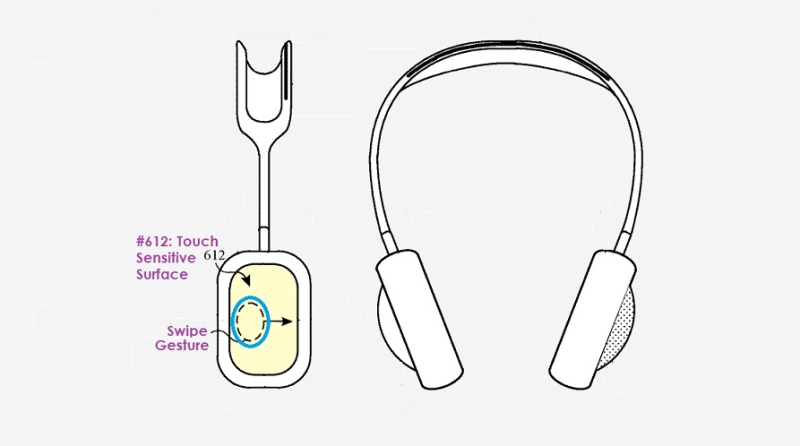 1 cover AirPods Max with touch input areas report +