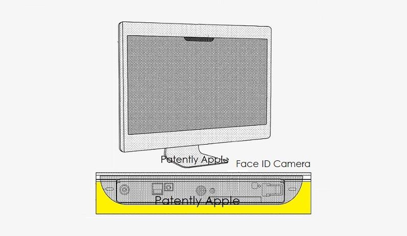 1 x cover Notch in iMac