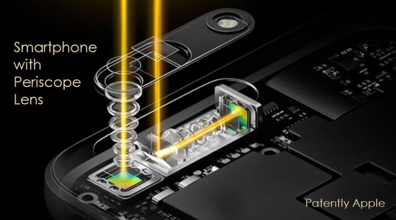 1 cover Periscope camera for future iPhone