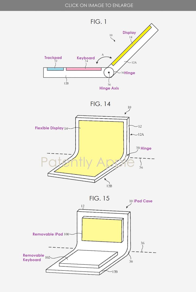 2 foldable iPad +