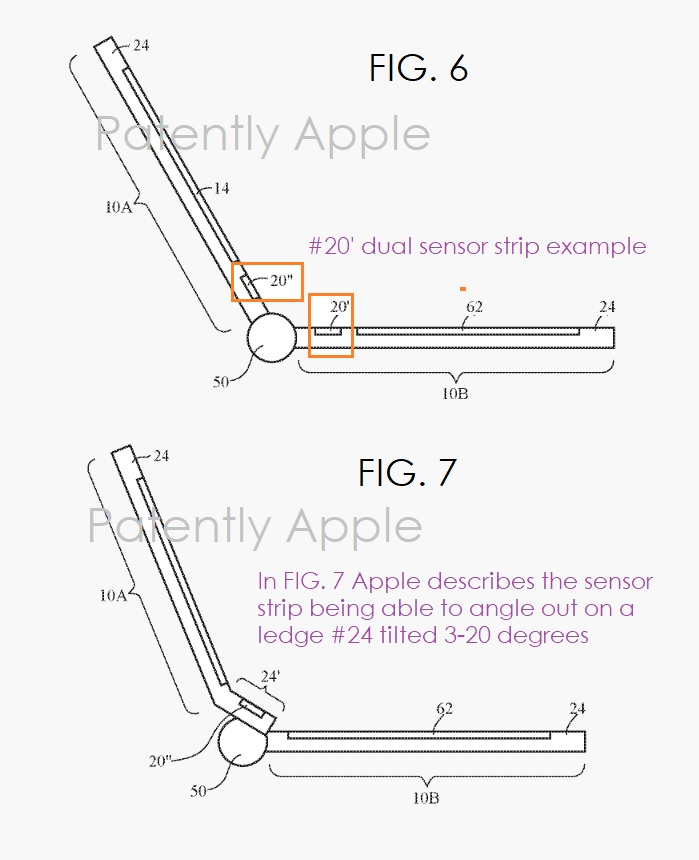 3 apple patent figs 6 and 7