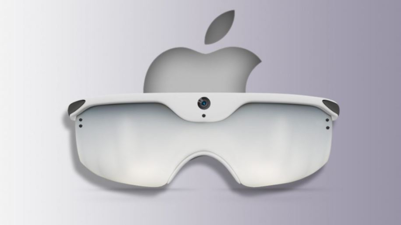 1 - Apple Glass - Cover