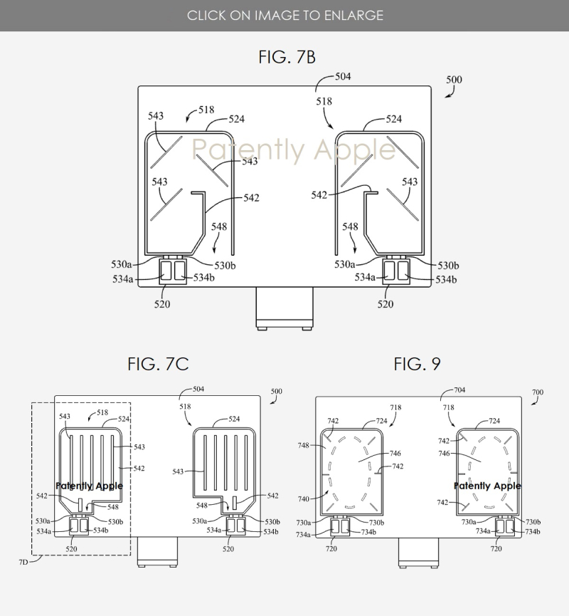 3 iMac 2021 - speaker patent